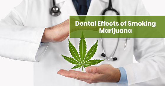 Marijuana and Its Effects on Oral Health